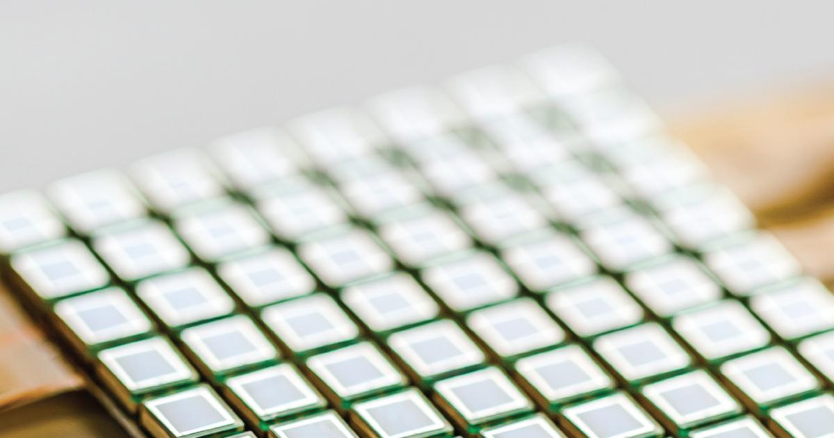 LoRa (Long-Range) High-Density Sensors for Internet of Things